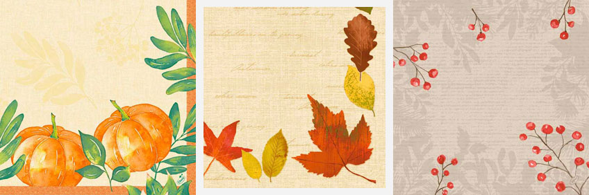 DUNI-Herbst-Saisonware