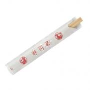 Essstäbchen 203 mm, Bambus