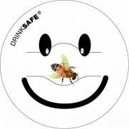 Flaschencaps Drinksafe Biene