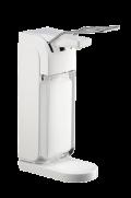 ARMHEBELSPENDER UNIVERSAL; Die Allzwecklösung für den Hygienebedarf