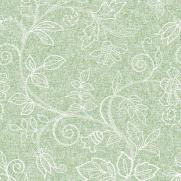 Linclass-Serviette DARLYN OLIV 40 x 40 cm