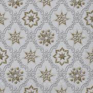 Tissue-Serviette 40x40 cm; 1200 Stück im Karton; Typ: KONSTANTIN silber
