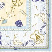 Tissue-Serviette COAST 33x33 cm