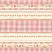 Tischdecken aus Linclass MATHILDA 80 x 80 cm