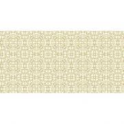 Linclass-Tischläufer CLAUDIO CHAMPAGNER-GOLD 40 cm breit