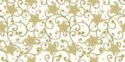 Airlaid-Tischläufer JOSH champagner-gold, 40cm x 24m; 4 Rollen im Karton