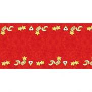Linclass-Tischläufer MERLE 40 cm breit