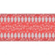 Linclass-Tischläufer MOIRA ROT 40 cm breit