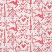 Tissue-Serviette BOB ROT 33 x 33 cm