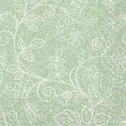 Tissue-Serviette DARLYN OLIV 40 x 40 cm