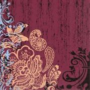 Tissue Serviette ELLEN 40 x 40 cm; 1200 Stück im Karton