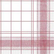 Tissue Serviette NADEEM BORDEAUX 40 x 40 cm