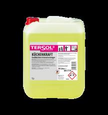 TERSOL Küchenkraft, Großküchen Intensivreiniger, 10 Liter