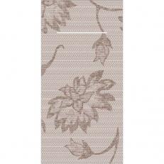 Besteckserviette aus Linclass LISBOA BRAUN 40 x 40 cm
