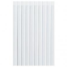 Dunicel-Tableskirts WEISS, selbstklebend 72 cm x 400 cm