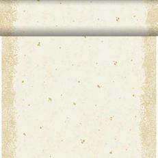 Dunicel-Tischläufer CELEBRATE WHITE 40 cm breit