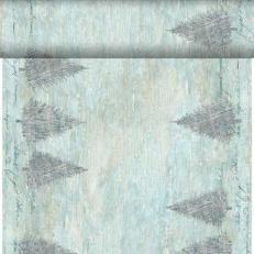 Dunicel-Tischläufer BLUE WINTER 40 cm breit