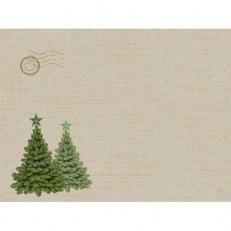 Dunicel-Tischset FIR FOREST 30 x 40 cm