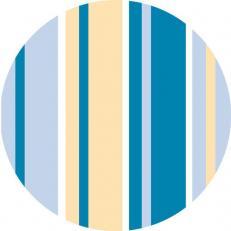Paper-Caps 80 mm; Typ: BANDA blau