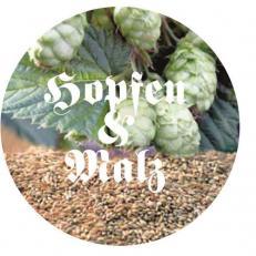 Paper-Caps 80 mm; Typ: HOPFEN & MALZ