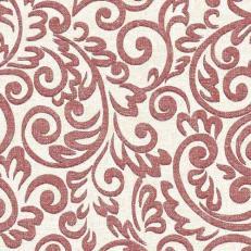 Linclass-Serviette BOSSE BORDEAUX 48 x 48 cm