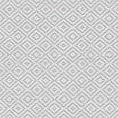 Serviette aus Linclass LAGOS-BASE GRAU  40 x 40 cm