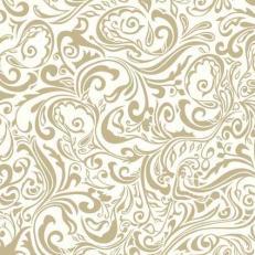Linclass-Serviette LIAS CHAMPAGNER-HELLBRAUN 48 x 48 cm