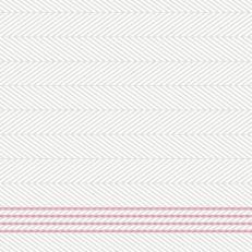 Serviette LUKAS PERLGRAU-ALTROSA 24 x 24 cm