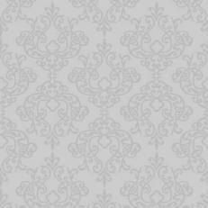 Linclass-Serviette WENCKE SILBER 40 x 40 cm, Prägedesign