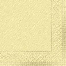 Tissue-Deluxe 40x40 cm CREME