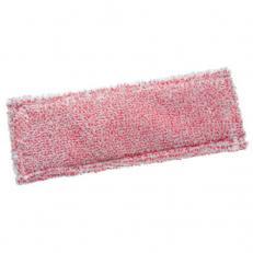 Microfasermopp S4 rot, 50 cm Tasche