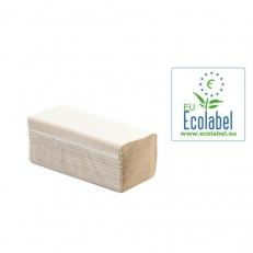 Papierhandtuch Recycling, 1-lagig ZZ/V-Falz