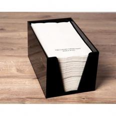 Premium-Handtuch-Spender-Box schwarz
