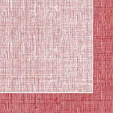Spanlin-Serviette HANS BORDEAUX 40 x 40 cm