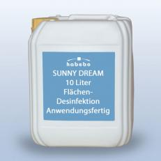 Desinfektion Sunny Dream Fertiglösung 7,5% , 10 Liter