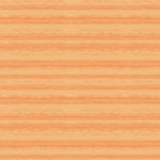 Tischdecke aus Linclass Pearl-Coating AQUARELL TERRAKOTTA 80 x 80 cm