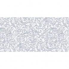 Linclass-Tischläufer BOSSE TAUBENBLAU 40 cm breit