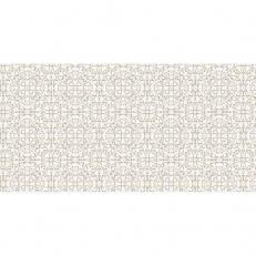 Linclass-Tischläufer CLAUDIO HELLGRAU-GRAU 40 cm breit
