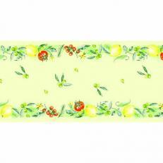 Linclass-Tischläufer FRANCESCO 40 cm breit