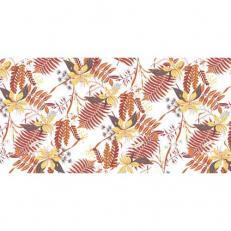 Linclass-Tischläufer HENNES WEISS 40 cm breit