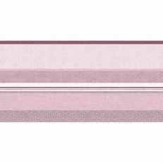 Tischläufer LAGOS BEERE aus Linclass 40 cm x 24 m; 4 Rollen im Karton
