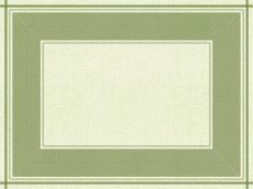 Tischset ALFRED LEMON-GRÜN aus Airlaid 30 x 40 cm; 600 Stück im Karton