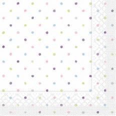 Tissue-Serviette ELFI 33x33 cm; 800 Stück im Karton