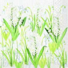 Tissue-Serviette AMELIE 33 x 33 cm