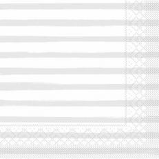 Tissue-Serviette BEA GRAU 40 x 40 cm
