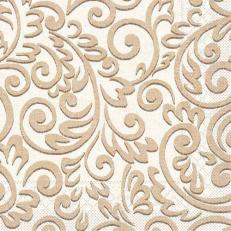 Tissue-Serviette BOSSE BRAUN 33 x 33 cm