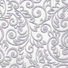 Tissue-Serviette BOSSE TAUBENBLAU 33 x 33 cm