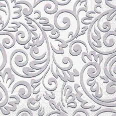 Tissue-Serviette BOSSE TAUBENBLAU 40 x 40 cm
