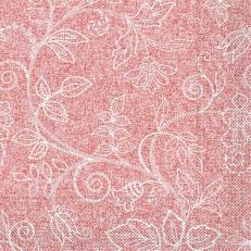 Tissue-Serviette DARLYN TERRAKOTTA 40 x 40 cm
