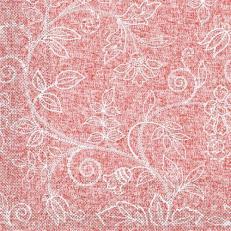 Tissue-Serviette DARLYN TERRAKOTTA 25x25 cm